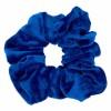 Blue velvet hair grip