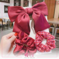 Classic Hair Bows for Girls