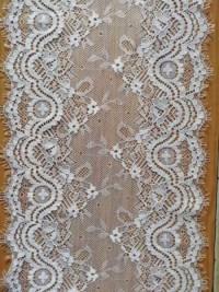 Shiny Dresses Lace Trims