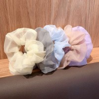 Lovely Sweet Girlish Cloth Hair Scrunchie